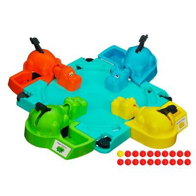 Купить HASBRO Игра Голодные бегемотики [98936H], пластик, Детские компьютеры