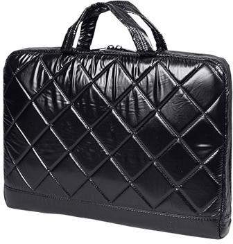 Купить Сумка для ноутбука 15.6 Continent CC-075 Black, Горизонтальная сумка, Черный