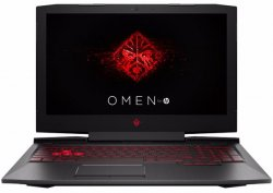 Ноутбук HP Omen 15-ce029ur (2HQ49EA) Black