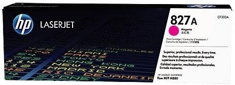 Лазерный картридж HP 827A Magenta (CF303A) фото