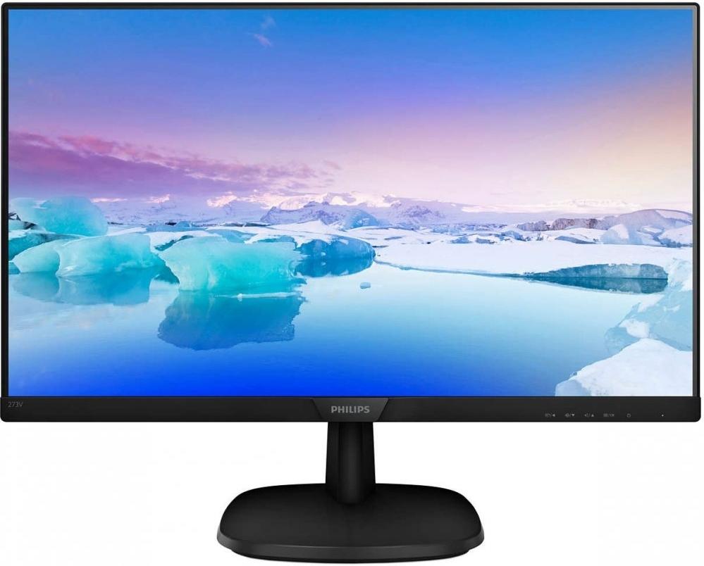 Купить Монитор Philips 27 273V7QJAB, Черный, Китай