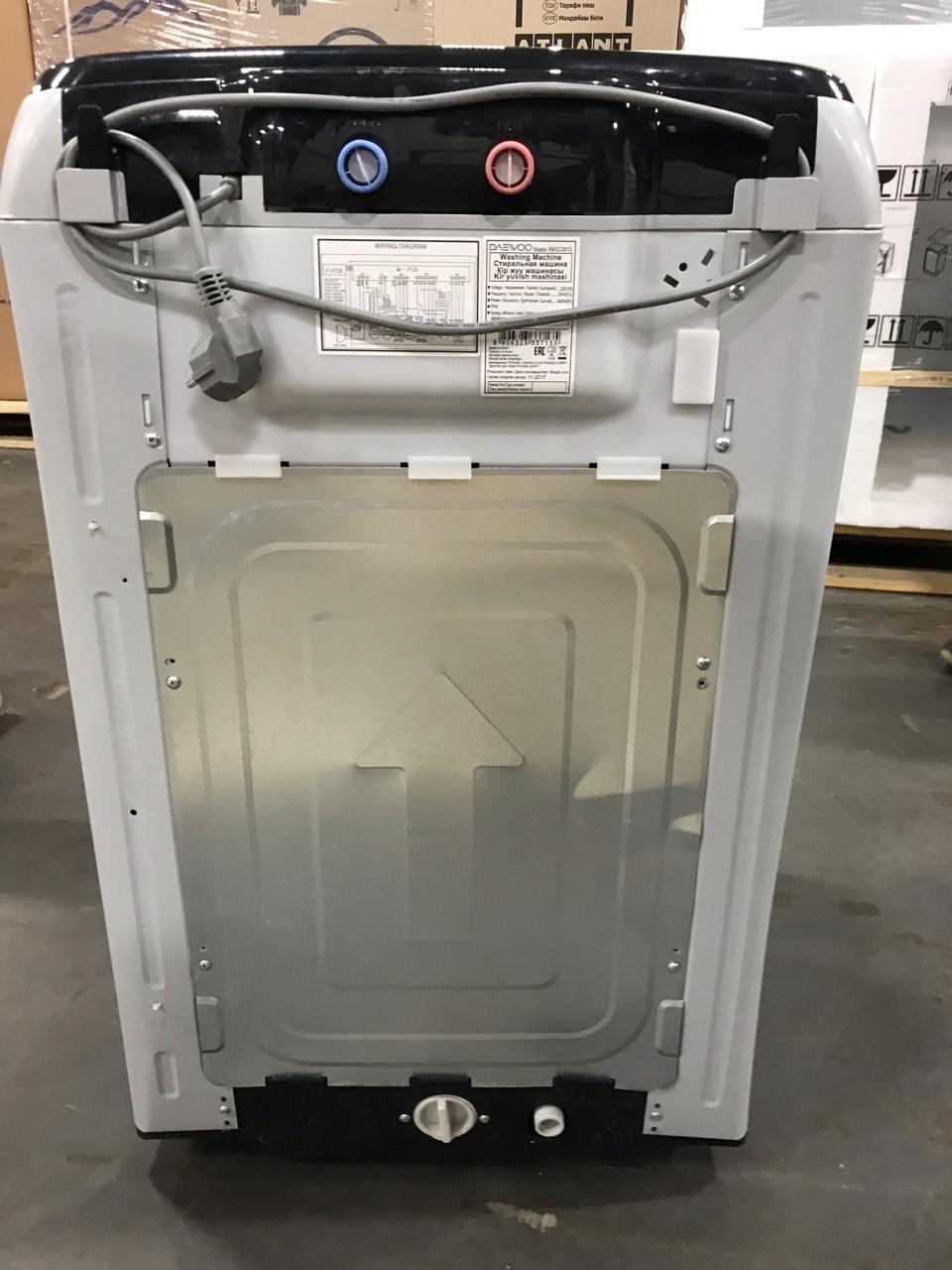 Стиральная машина Daewoo WM-ELC80YG