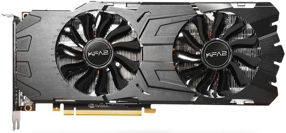 Купить Видеокарта nVidia GeForce GTX1080 Ti KFA2 EXOC PCI-E 11264Mb (26425), NVIDIA GeForce GTX 1080 Ti