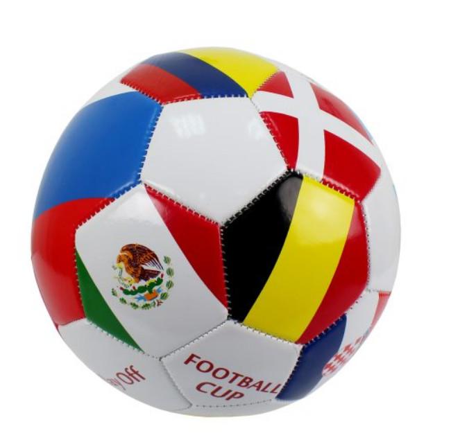 Картинка детская мяч футбольный
