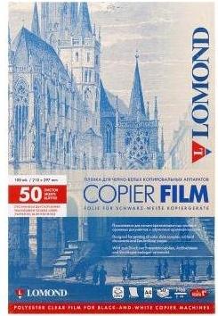 Пленка 0701415 /50л. для черно-белых копиров 100 мкм Lomond