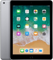 Планшет Apple iPad (2018) Wi-Fi 32GB (MR7F2RU/A) Space Grey