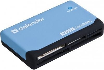 Устройство для чтения карт памяти Defender ULTRA USB