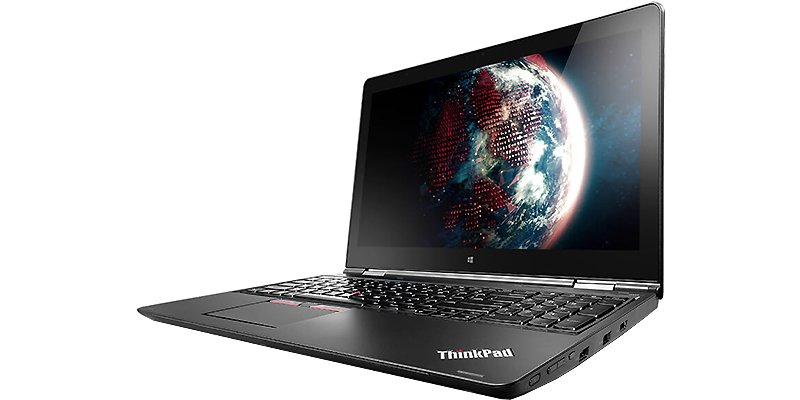 Ультрабук Lenovo ThinkPad S5 Yoga 15 (20DQ001SRT)