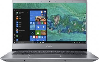 Ультрабук Acer Swift 3 SF314-52-592G (NX.GNUER.018) Серебристый