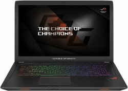 Ноутбук Asus ROG STRIX GL553VE-FY037T (90NB0DX3-M01580) Black