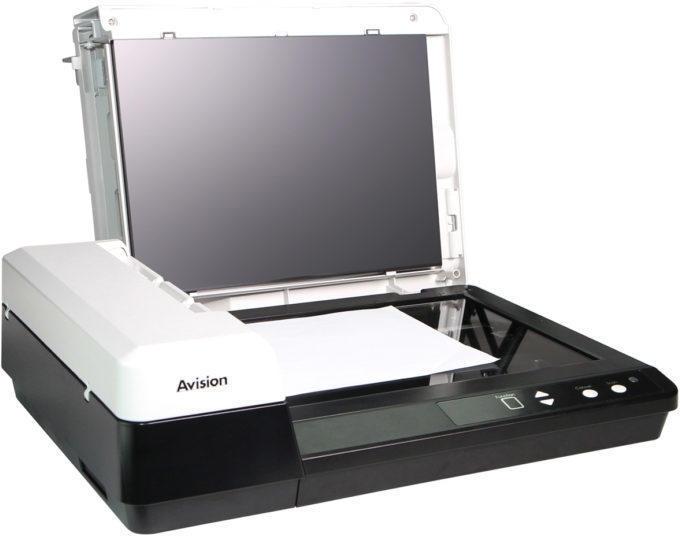 Купить Сканер Avision AD130, сканер, Белый, Китай
