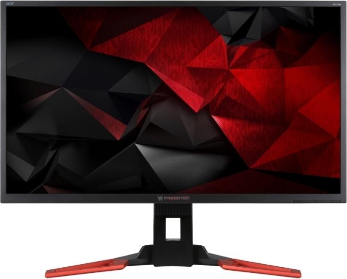 Купить Монитор Acer 32 XB321HKbmiphz, Черный