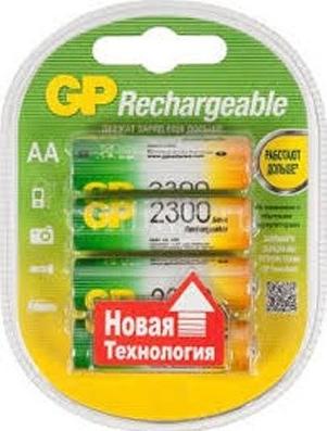 Аккумулятор Gp 230AAHC-2CR4