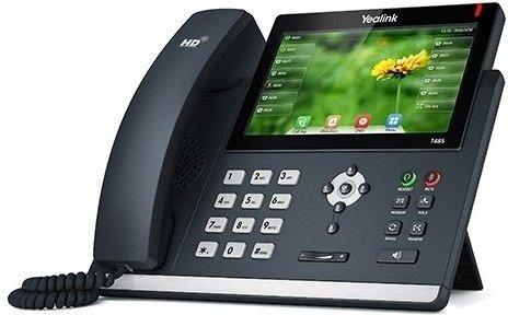 Купить VoIP-телефон Yealink SIP-T48S, Черный, Китай