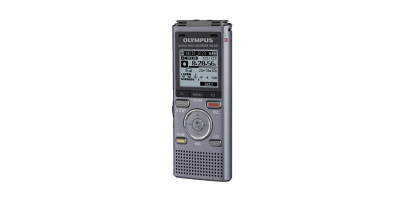 Диктофон Olympus WS-832 4Gb Grey