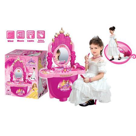 Купить XIONG CHENG Игровой набор Туалетный столик [008-30], Китай, Играем в салон красоты