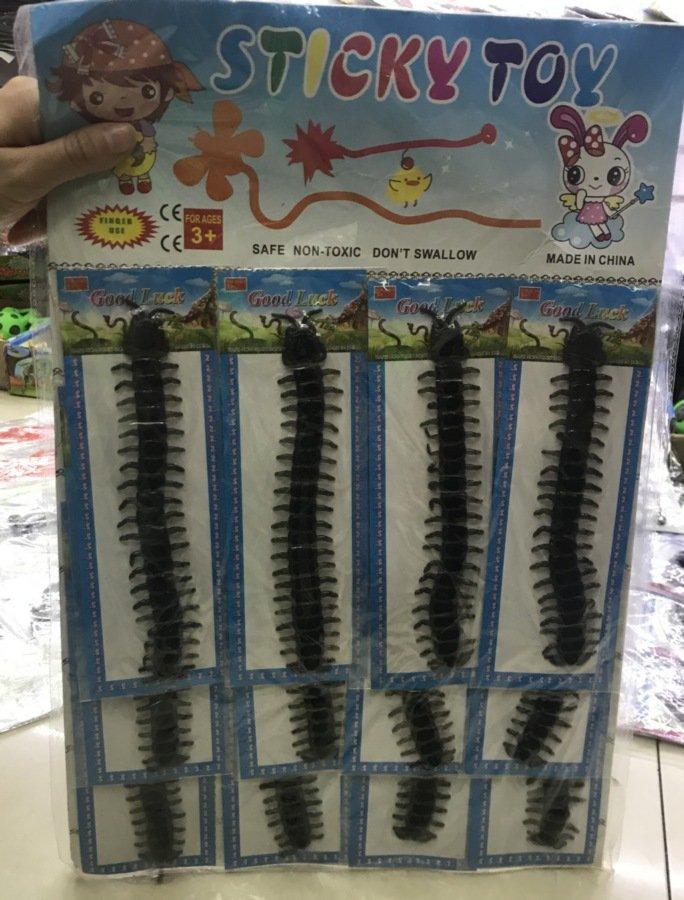 Купить SHANTOU Набор лизунов Насекомые (12 штук в наборе) [IT104736], Игровые наборы и фигурки для детей