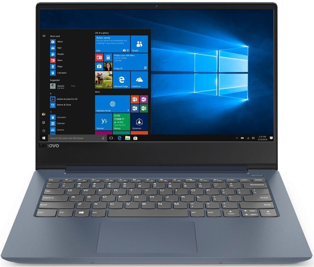 Ноутбук Lenovo IdeaPad 330S-14IKB (81F4004XRU) Blue