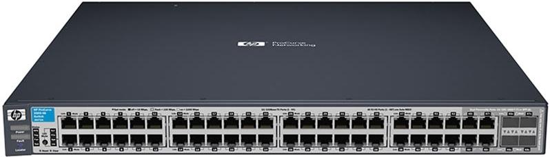 Коммутатор Switch Hp ProCurve 3500