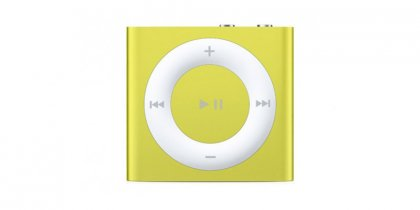 Плеер Apple iPod shuffle 2GB - Yellow MD774