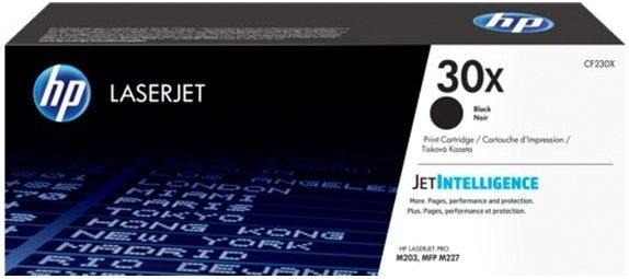 Лазерный картридж HP 30X Black (CF230X) фото