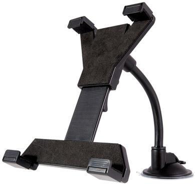 Купить Универсальный автомобильный держатель Defender Car holder 211 110-200 мм, Черный