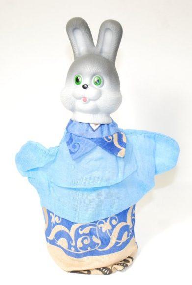 Купить РУССКИЙ СТИЛЬ Кукла-перчатка Заяц [11021], Русский стиль, Россия, Кукольный театр