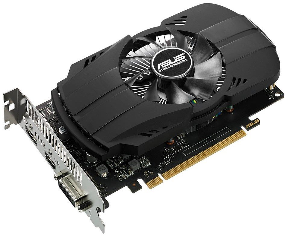 Видеокарта nVidia GeForce GTX1050 ASUS Phoenix PCI-E 3072Mb (PH-GTX1050-3G)