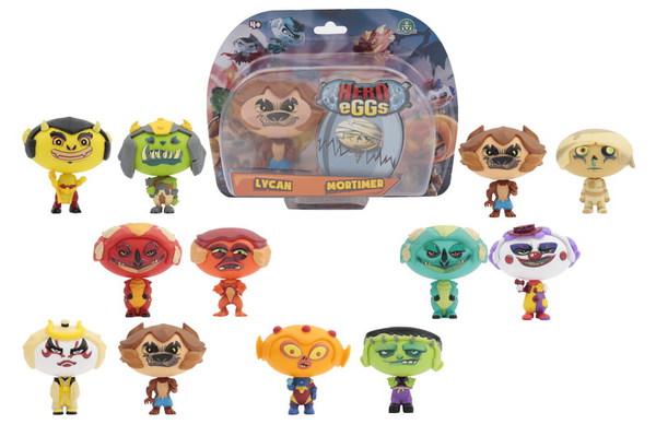 Купить GIOCHI PREZIOSI Набор Hero eggs [HEW01000 ], Игровые наборы и фигурки для детей
