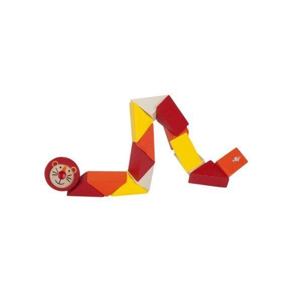 Купить MAPACHA Игра-змейка Лев [76737], пластмасса, Сортеры для малышей