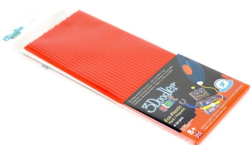 3DOODLER Эко-пластик к 3D ручке