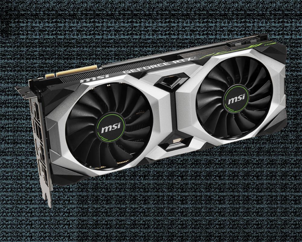 Видеокарта nVidia GeForce RTX2080 Ti MSI PCI-E 11264Mb (RTX 2080 Ti VENTUS GP OC)  - купить со скидкой