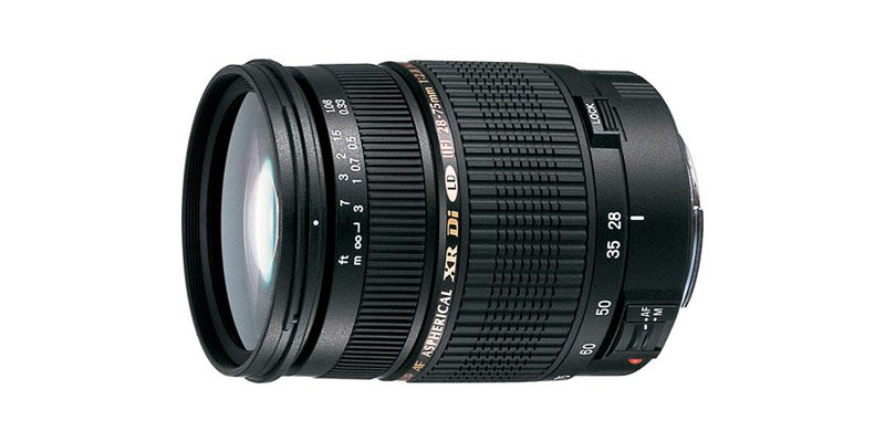 Объектив Tamron SP AF 28-75мм F/2.8XR Di LD Aspherical IF MACRO для Sony A09S
