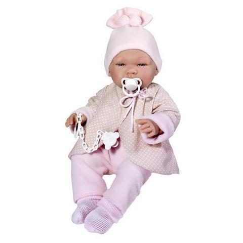 Купить Кукла ASI 364050 Мария, винил, Для девочек, Испания, Куклы и пупсы