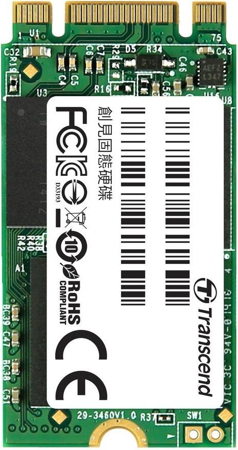 Накопитель SSD 256 Гб Transcend MTS400 (TS256GMTS400S) M.2 2242 фото