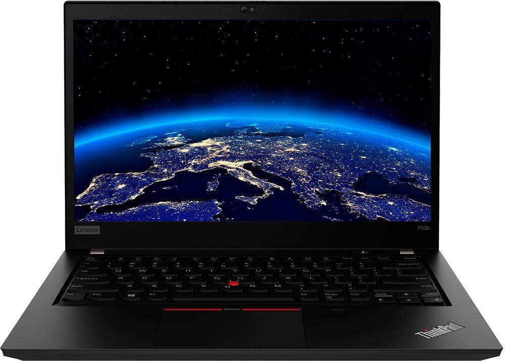 Ноутбук Lenovo ThinkPad P43s (20RH002JRT) черный, Черный, Китай  - купить со скидкой