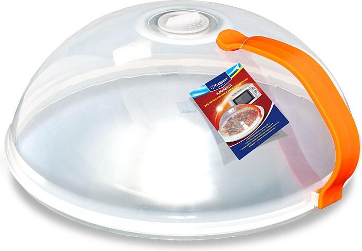 Картинка - Крышка для использования в СВЧ и холодильнике Topperr 3428