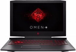 Ноутбук HP Omen 15-ce014ur (2CL97EA) Black