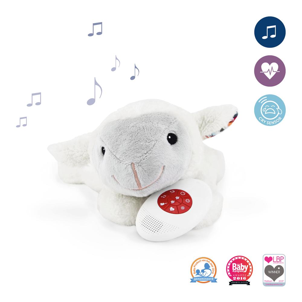 Купить Игрушка ZAZU ZA-LIZ-01 Лиз, ABS-пластик, полиэстер, Для мальчиков и девочек, Китай, Развивающие игрушки для малышей