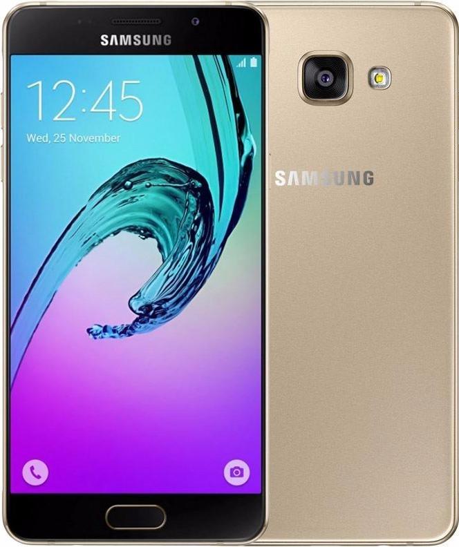 Смартфон Samsung Galaxy J5 (2016) 16Gb LTE (SM-J510FZDUSER) Gold