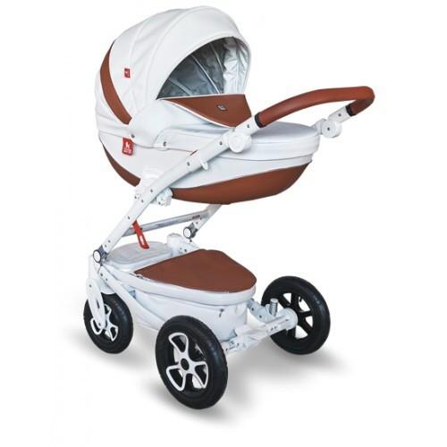 Купить TUTEK Детская коляска Timer Eco 3B/B [УТ-0002453ECONTMECO3B/B], пластик, Металл, Текстиль, эко-кожа, Детские коляски