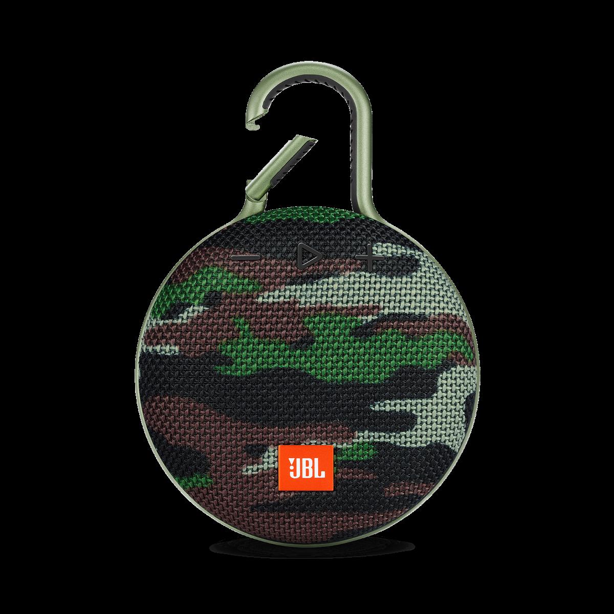 Портативная колонка JBL CLIP 3 Camouflage