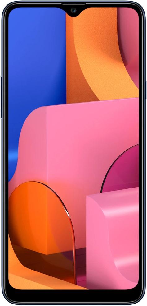 Смартфон Samsung Galaxy A20s 3/32Gb (SM-A207FZBDSER) синий