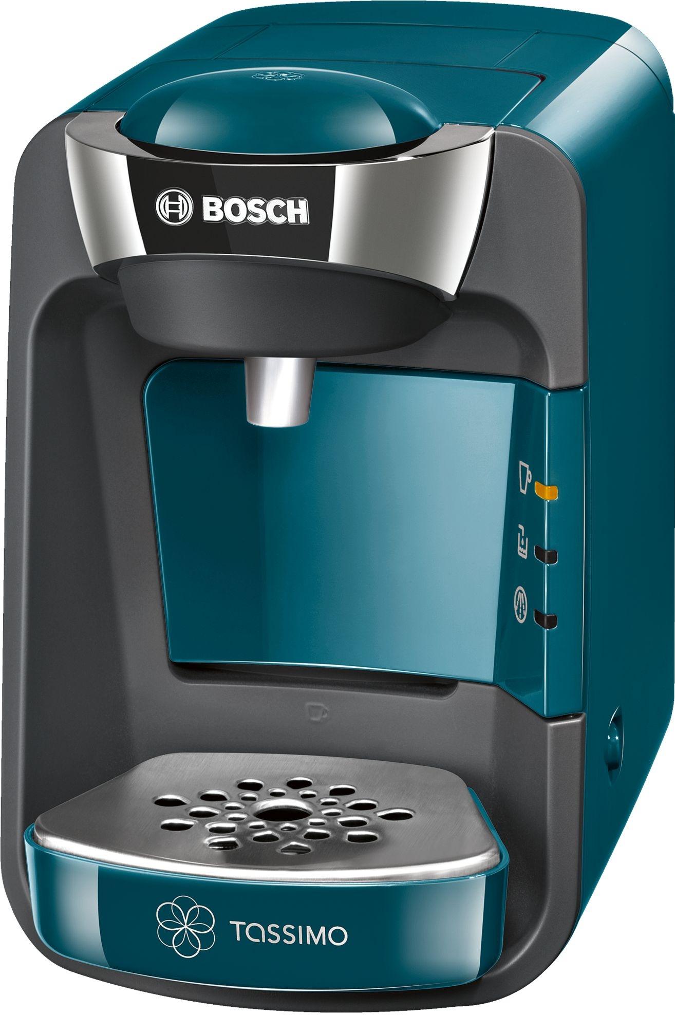 Кофемашина Bosch TAS3205 морская волна