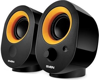 Колонки Sven 316 Black (SV-0120316BL)