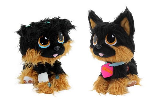 Купить VIVID Собачка плюшевая Спаси друга! [S18054], Для мальчиков и девочек, Мягкие игрушки