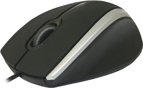 Купить Мышь Defender MM-340 Black-Grey USB, Серый, Китай
