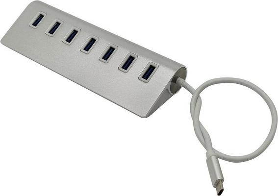 Концентратор USB Vcom USB Type-C