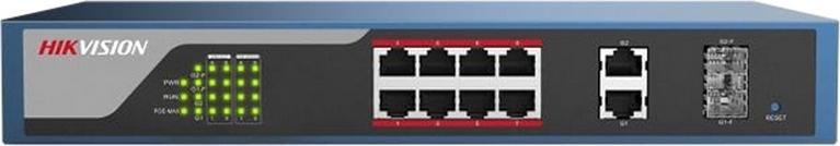Коммутатор Hikvision DS-3E1310P