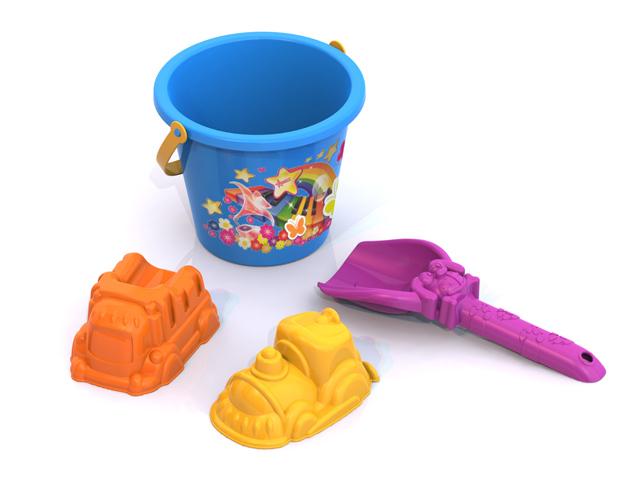 Купить НОРДПЛАСТ Набор для песка №106 [431796], Детские наборы в песочницу